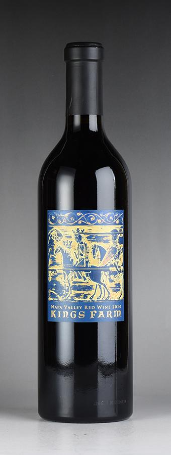 [2014] コングスガード レッド・ワイン キングス・ファームアメリカ / カリフォルニア / 赤ワイン