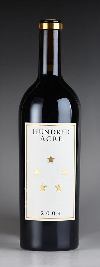 [2004] ハンドレッド・エーカー カイリー・モーガン・ヴィンヤード カベルネ・ソーヴィニヨンアメリカ / カリフォルニア / 赤ワイン