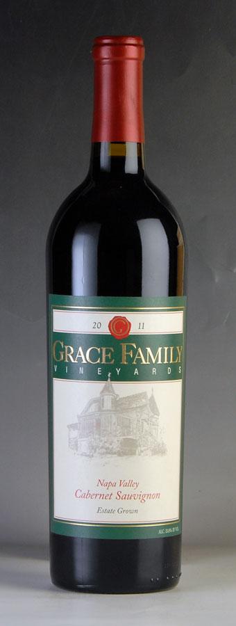 [2011] グレース・ファミリー カベルネ・ソーヴィニヨンアメリカ / カリフォルニア / 赤ワイン