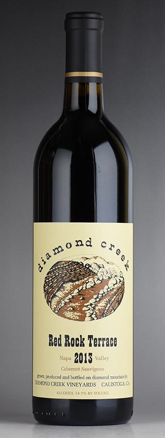 [2013] ダイアモンド・クリーク レッド・ロック・テラスアメリカ / カリフォルニア / 赤ワイン