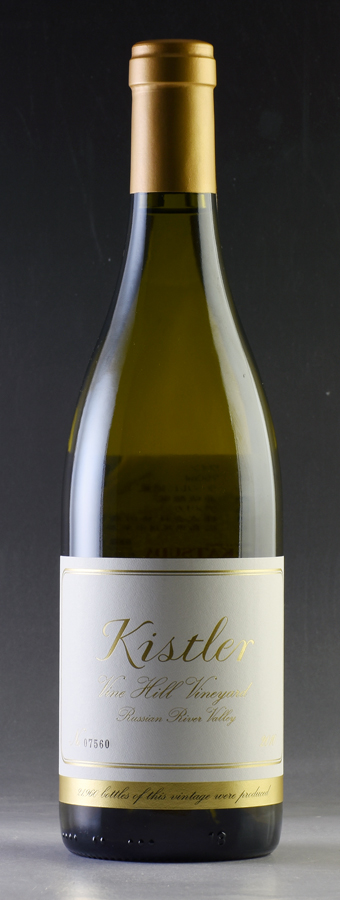 [2010] キスラー シャルドネ ヴァイン・ヒルアメリカ / カリフォルニア / 白ワイン
