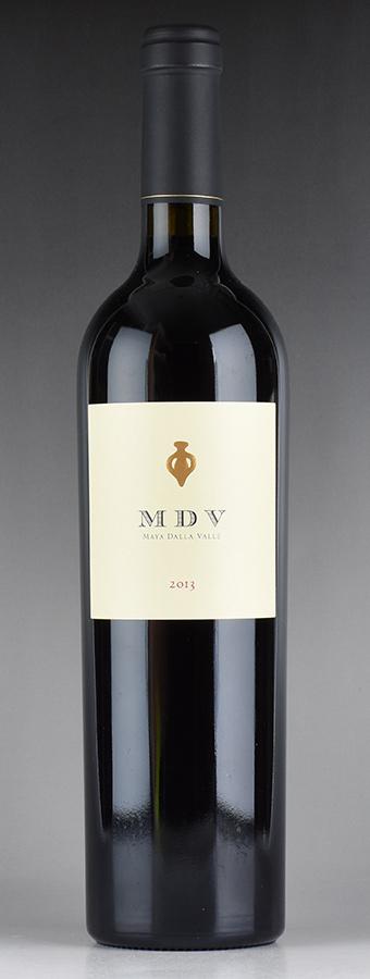 [2013] ダラ・ヴァレ MDV ※キャップシール傷ありアメリカ / カリフォルニア / 赤ワイン