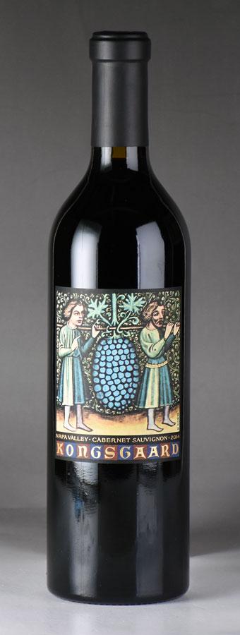 [2014] コングスガード カベルネ・ソーヴィニヨンアメリカ / カリフォルニア / 赤ワイン
