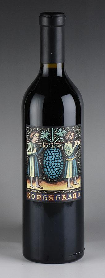 [2013] コングスガード カベルネ・ソーヴィニヨンアメリカ / カリフォルニア / 赤ワイン