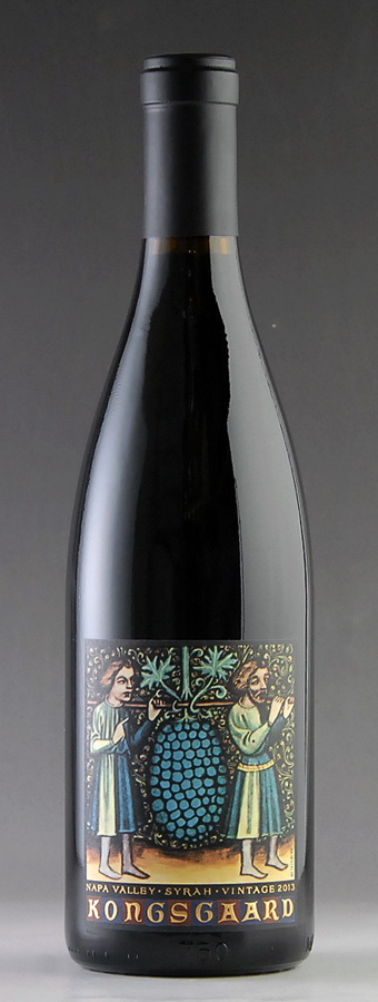 [2013] コングスガード シラーアメリカ / カリフォルニア / 赤ワイン