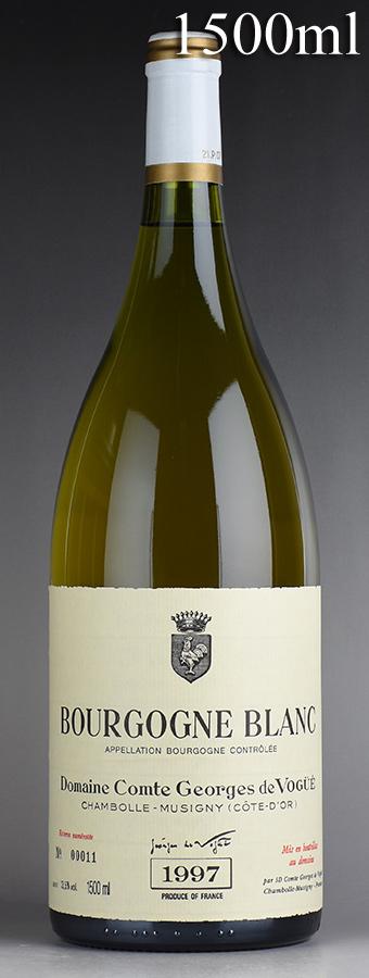 [1997] ヴォギュエ ブルゴーニュ・ブラン マグナム 1500mlフランス / ブルゴーニュ / 白ワイン