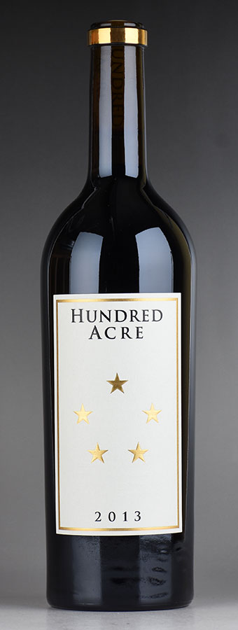 [2013] ハンドレッド・エーカー カベルネ・ソーヴィニヨン カイリー・モーガン・ヴィンヤードアメリカ / カリフォルニア / 赤ワイン