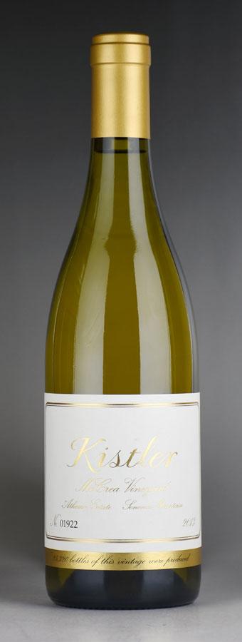 [2013] キスラー シャルドネ マックレア・ヴィンヤードアメリカ / カリフォルニア / 白ワイン