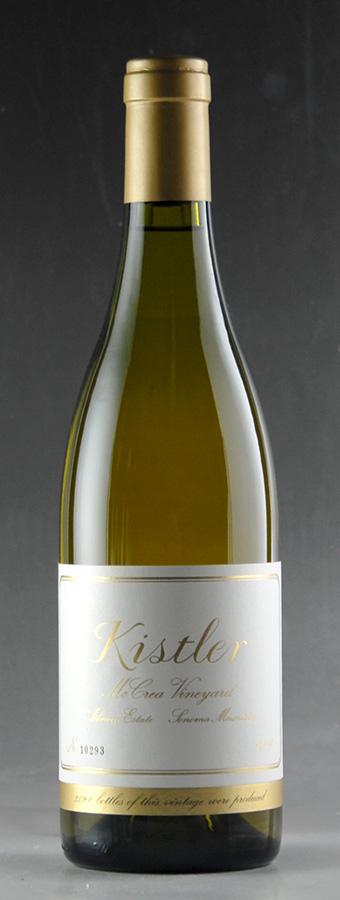 [2009] キスラー シャルドネ マックレア・ヴィンヤードアメリカ / カリフォルニア / 白ワイン