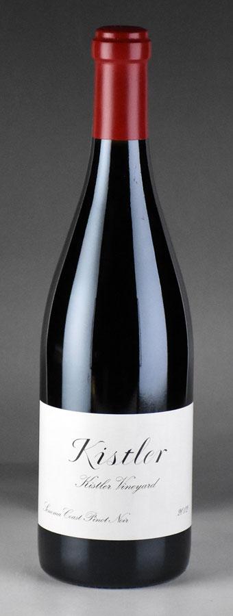 [2012] キスラー ピノ・ノワール キスラー・ヴィンヤードアメリカ / カリフォルニア / 赤ワイン