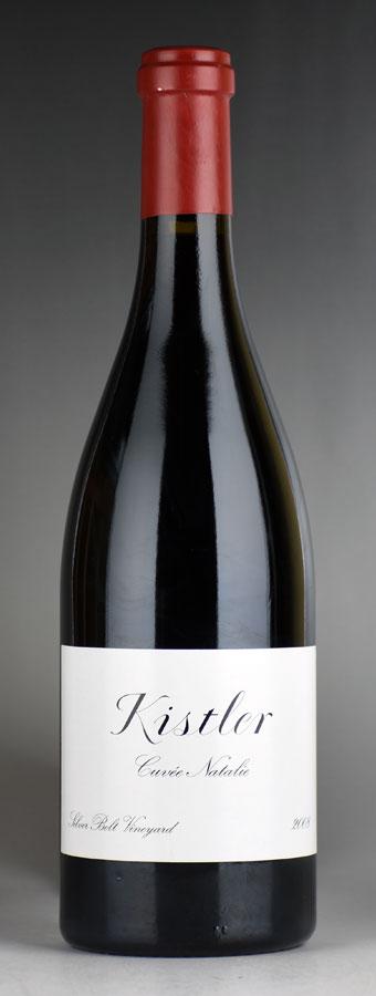 [2008] キスラー ピノ・ノワール キュヴェ・ナタリー シルバー・ベルトアメリカ / カリフォルニア / 赤ワイン