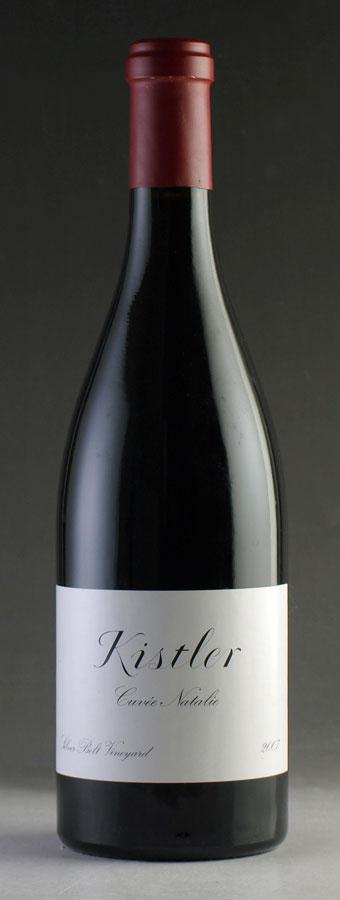 [2007] キスラー ピノ・ノワール キュヴェ・ナタリー シルバー・ベルトアメリカ / カリフォルニア / 赤ワイン