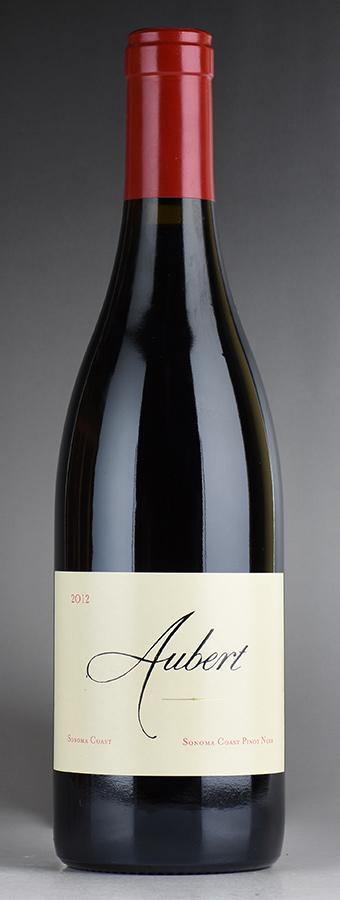 [2012] オーベール ピノ・ノワール ソノマ・コーストアメリカ / カリフォルニア / 赤ワイン