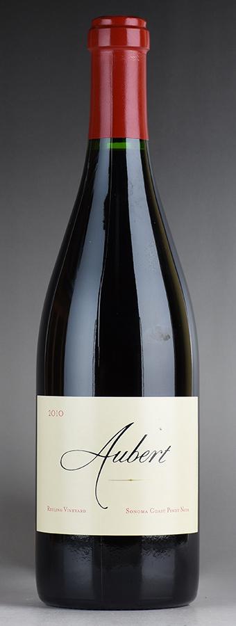 【国際ブランド】 [2010] オーベール ピノ 赤ワイン・ノワール リウリング [2010]・ヴィンヤードアメリカ/ カリフォルニア// 赤ワイン, インプレッション AUTO:725780d4 --- clftranspo.dominiotemporario.com