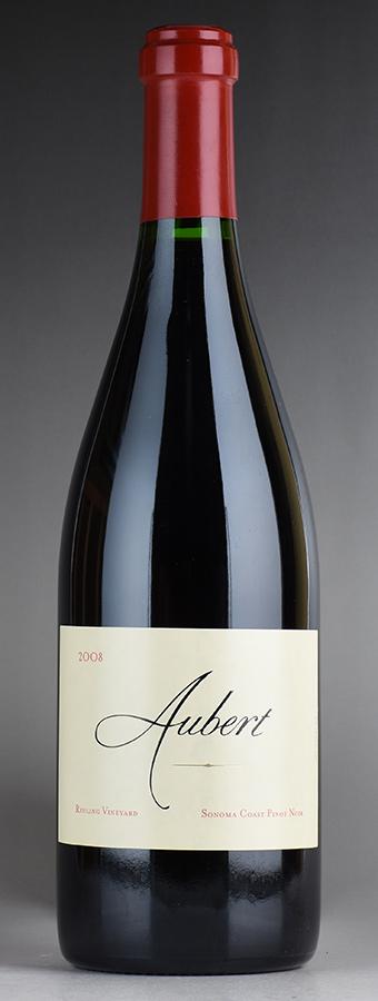 [2008] オーベール ピノ・ノワール リウリング・ヴィンヤードアメリカ / カリフォルニア / 赤ワイン