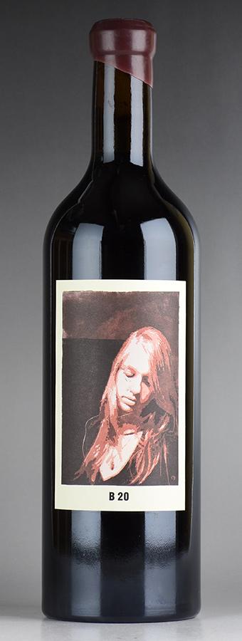 【送料無料】 [2008] シン・クア・ノン B-20 シラーアメリカ / カリフォルニア / 赤ワイン