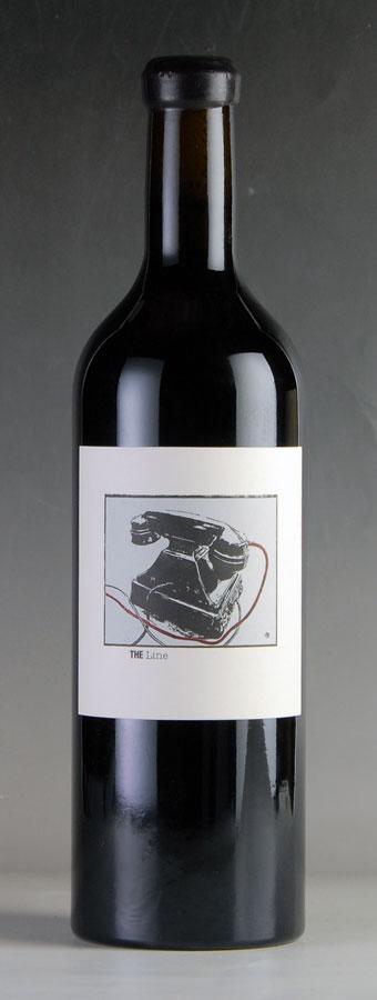 [2008] シン・クア・ノン ザ・ライン グルナッシュアメリカ / カリフォルニア / 赤ワイン