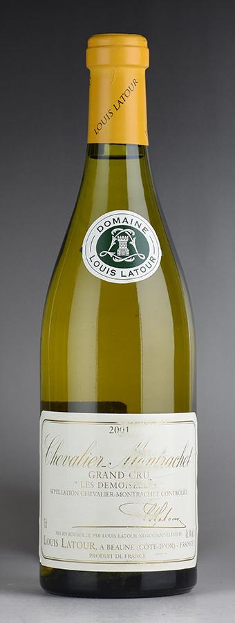 [2001] ルイ・ラトゥール シュヴァリエ・モンラッシェ レ・ドゥモワゼル ※ラベル擦れありフランス / ブルゴーニュ / 白ワイン