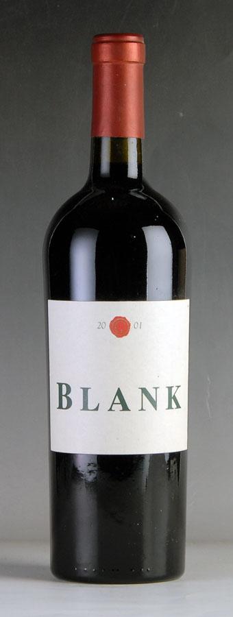 [2001] グレース・ファミリー ブランク カベルネ・ソーヴィニヨンアメリカ / カリフォルニア / 赤ワイン