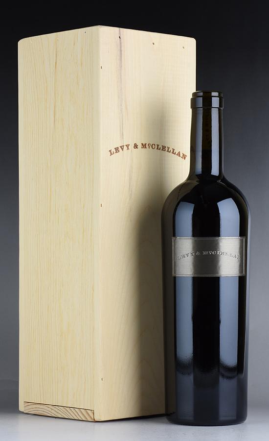 [2005] レヴィ&マクレラン カベルネ・ソーヴィニヨン 【木箱入り】アメリカ / カリフォルニア / 赤ワイン