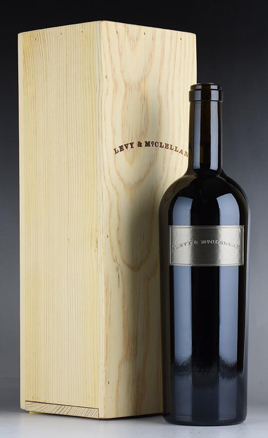 [2004] レヴィ&マクレラン カベルネ・ソーヴィニヨン 【木箱入り】アメリカ / カリフォルニア / 赤ワイン