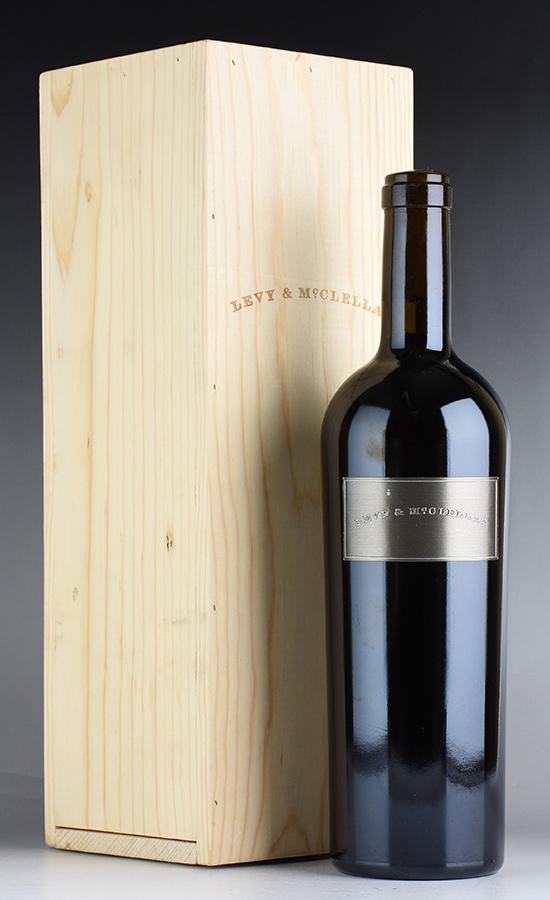 [2011] レヴィ&マクレラン カベルネ・ソーヴィニヨン 【木箱入り】アメリカ / カリフォルニア / 赤ワイン