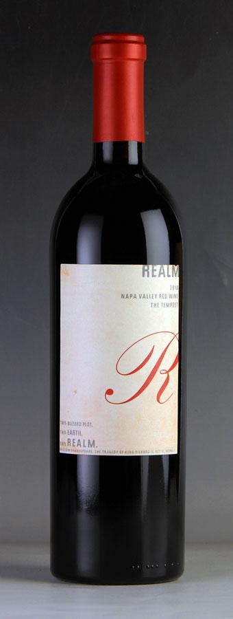 [2010] レアム・セラーズ ザ・テンペストアメリカ / カリフォルニア / 赤ワイン