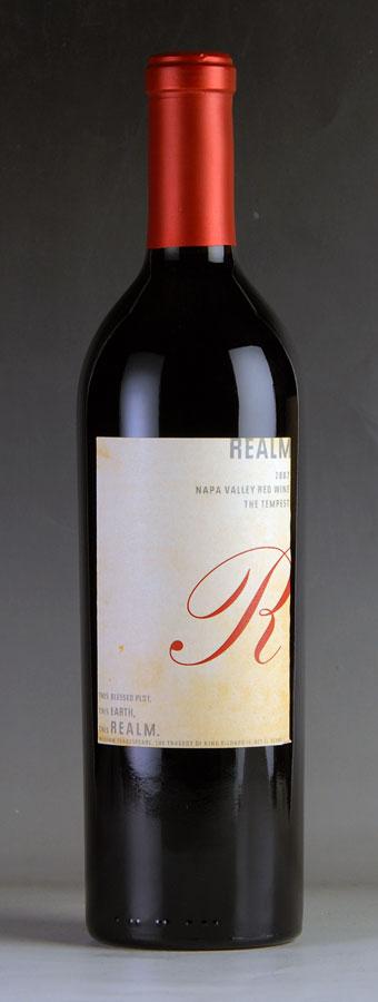 [2007] レアム・セラーズ ザ・テンペストアメリカ / カリフォルニア / 赤ワイン
