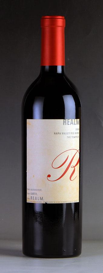 [2006] レアム・セラーズ ザ・テンペストアメリカ / カリフォルニア / 赤ワイン[のこり1本]