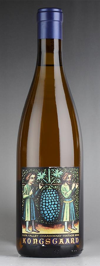 [2004] コングスガード シャルドネアメリカ / カリフォルニア / 白ワイン