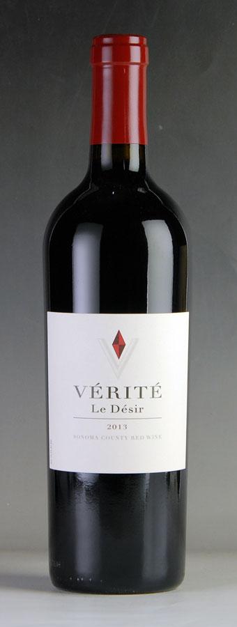 [2013] ヴェリテ ル・デジールアメリカ / カリフォルニア / 赤ワイン