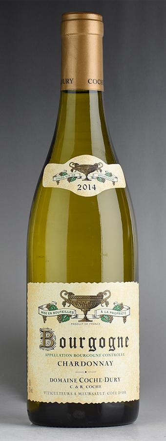 [2014] コシュ・デュリ ブルゴーニュ・ブランフランス / ブルゴーニュ / 白ワイン