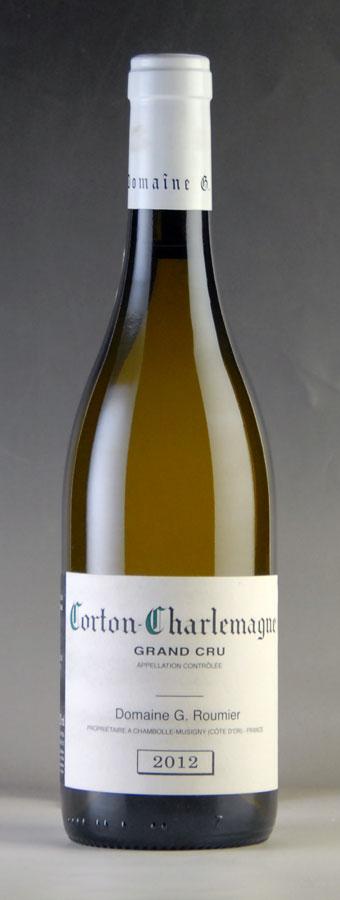 [2012] ジョルジュ・ルーミエ コルトン・シャルルマーニュフランス / ブルゴーニュ / 白ワイン