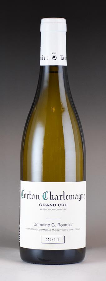 [2011] ジョルジュ・ルーミエ コルトン・シャルルマーニュフランス / ブルゴーニュ / 白ワイン