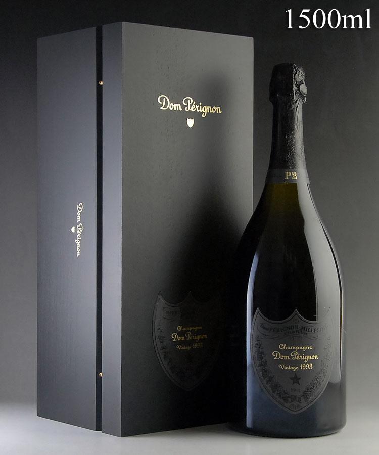 [1993] ドン・ペリニヨン P2 マグナム 1500ml 【木箱入り】フランス / シャンパーニュ / 発泡・シャンパン