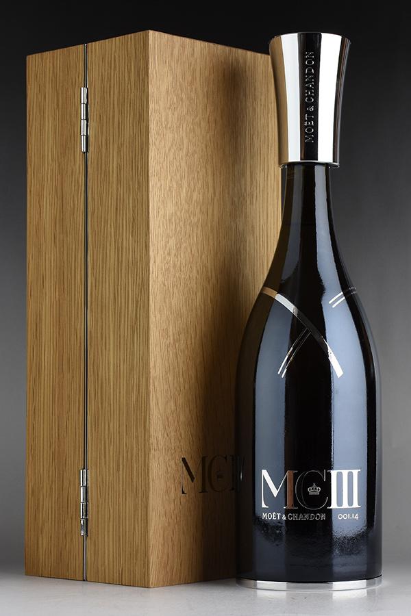 NV モエ・エ・シャンドン MC III 【木箱入り】フランス / シャンパーニュ / 発泡・シャンパン