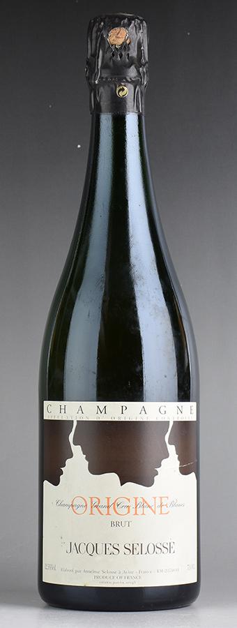 NV ジャック・セロス オリジンフランス / シャンパーニュ / 発泡・シャンパン