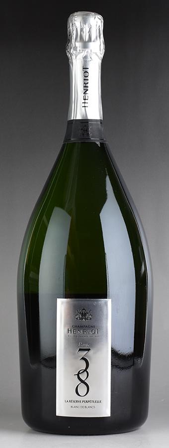 NV アンリオ キューヴ38 マグナム 1500mlフランス / シャンパーニュ / 発泡・シャンパン