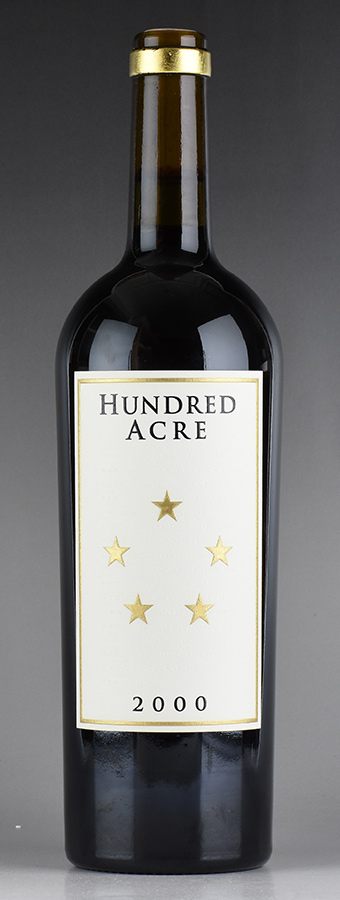 [2000] ハンドレッド・エーカー カベルネ・ソーヴィニヨン カイリー・モーガン・ヴィンヤードアメリカ / カリフォルニア / 赤ワイン