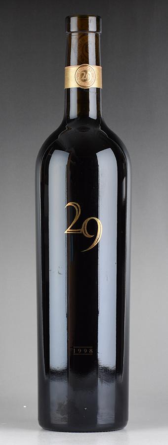 [1998] ヴィンヤード 29 カベルネ・ソーヴィニヨンアメリカ / カリフォルニア / 赤ワイン