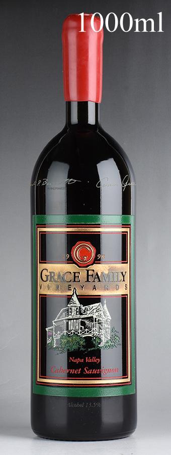 [1998] グレース・ファミリー カベルネ・ソーヴィニヨン 1000mlアメリカ / カリフォルニア / 赤ワイン