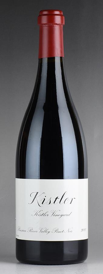 [2000] キスラー ピノ・ノワール キスラー・ヴィンヤードアメリカ / カリフォルニア / 赤ワイン