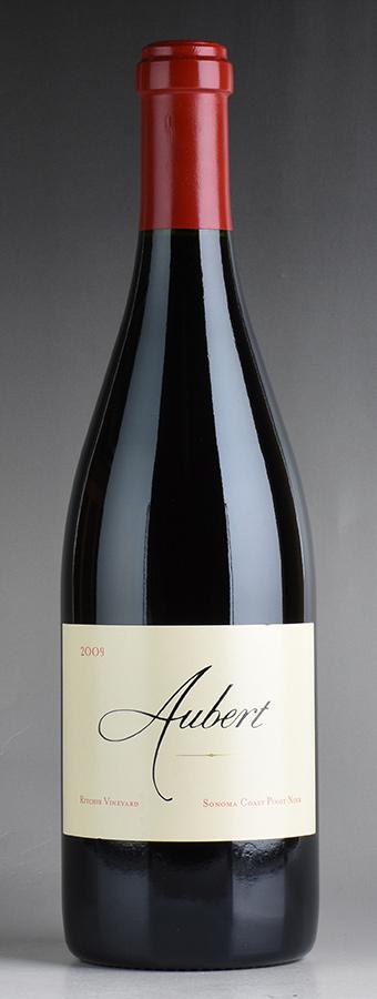 [2009] オーベール ピノ・ノワール リッチー・ヴィンヤードアメリカ / カリフォルニア / 赤ワイン