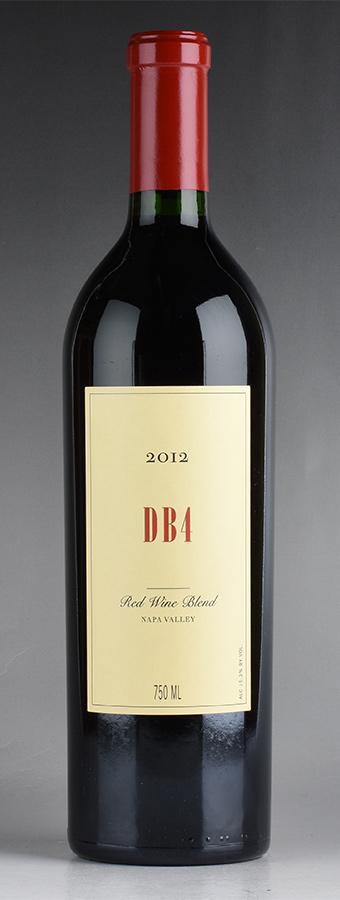 [2012] ブライアント・ファミリー カベルネ・ソーヴィニヨン DB4アメリカ / カリフォルニア / 赤ワイン