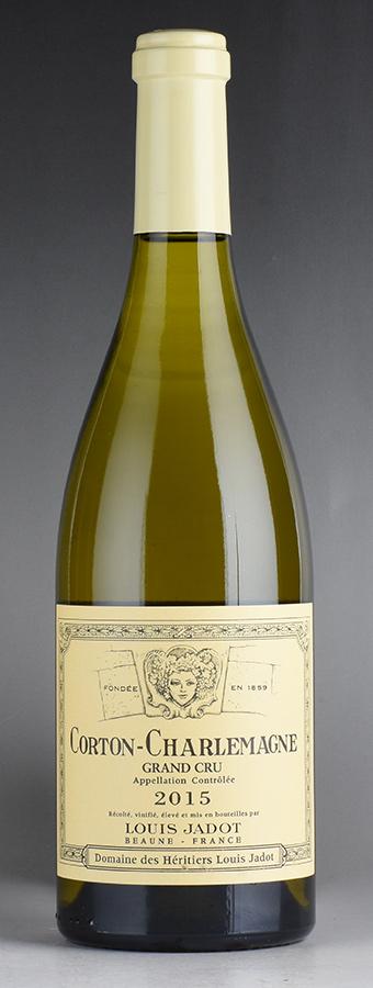 [2015] ルイ・ジャド コルトン・シャルルマーニュフランス / ブルゴーニュ / 白ワイン