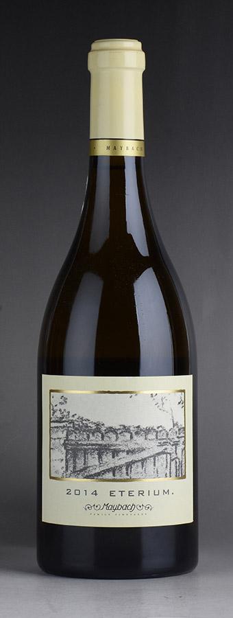 [2014] マイバッハ【メイバック】 アトリウム シャルドネアメリカ / カリフォルニア / 白ワイン[のこり1本]