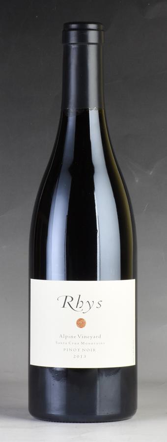[2013] リース アルパイン・ヴィンヤード ピノ・ノワールアメリカ / カリフォルニア / 赤ワイン
