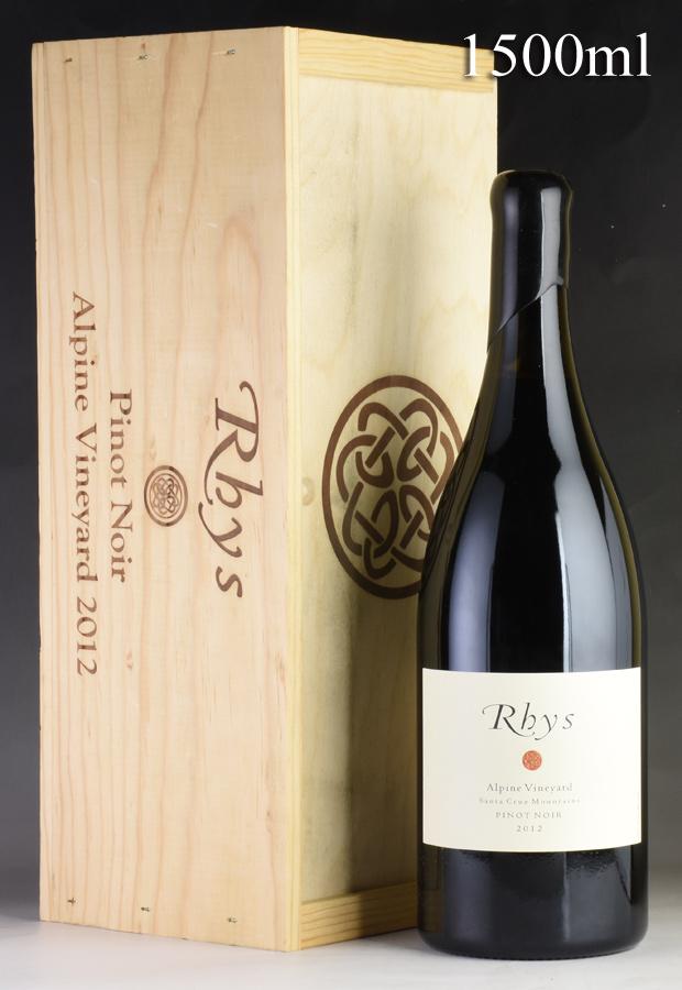 [2012] リース アルパイン・ヴィンヤード ピノ・ノワール マグナム 1500mlアメリカ / カリフォルニア / 赤ワイン
