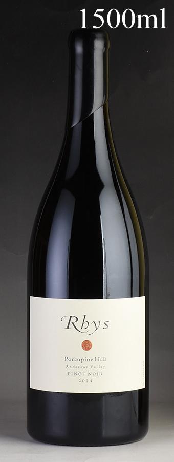 [2014] リース ポーキュパイン・ヒル ピノ・ノワール マグナム 1500mlアメリカ / カリフォルニア / 赤ワイン