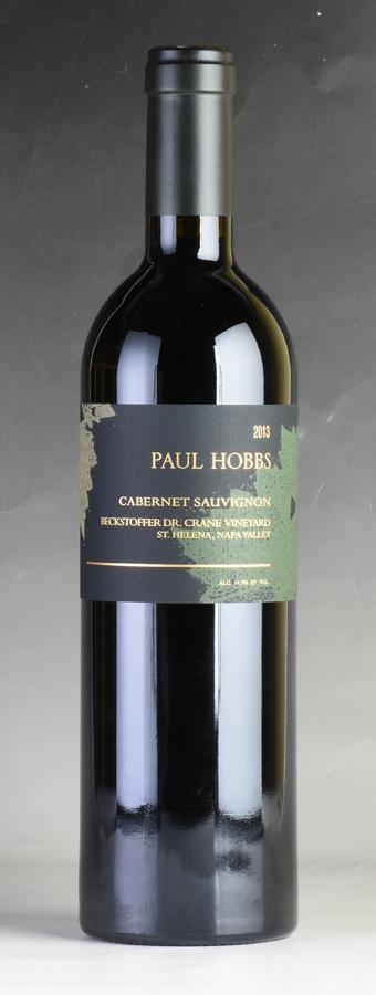 [2013] ポール・ホブス ベクストファー・ドクター・クレーン・ヴィンヤード カベルネ・ソーヴィニヨンアメリカ / カリフォルニア / 赤ワイン